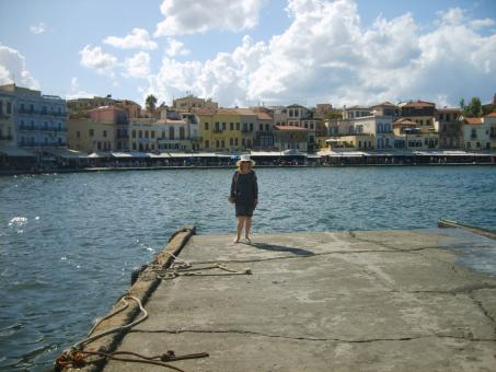 Free Stock Photo of Chania Greece