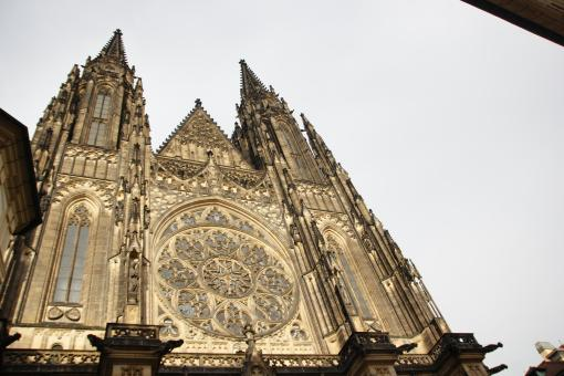 Free Stock Photo of St. Vitus Cathedral