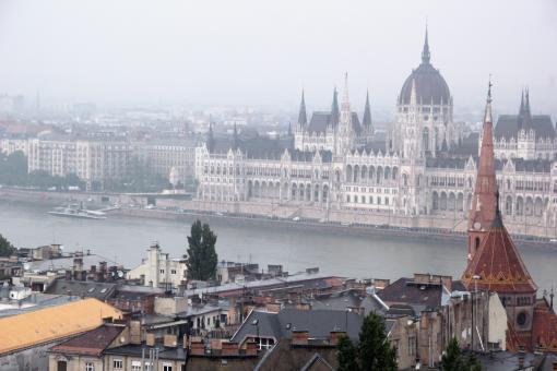 Free Stock Photo of Parliament in Budapest