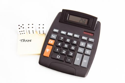 Free Stock Photo of Taxes concept