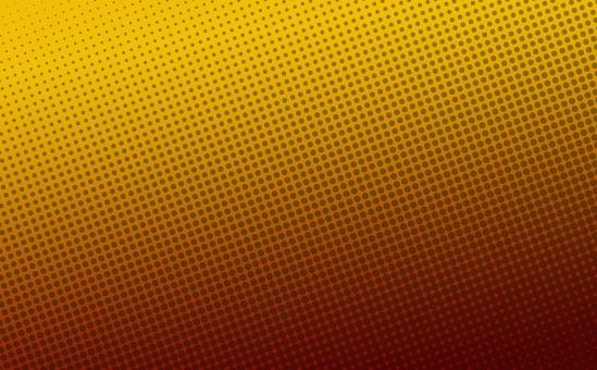 Free Stock Photo of Orange halftone background