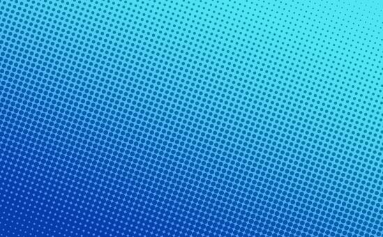 Free Stock Photo of Blue halftone dots background