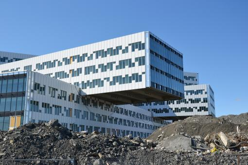 Free Stock Photo of Statoil's office building
