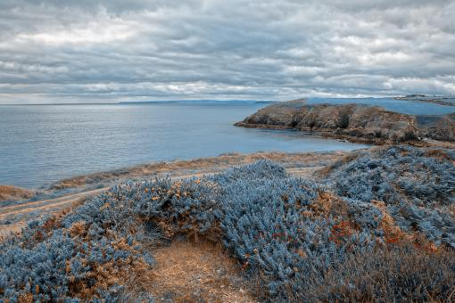 Free Stock Photo of Sapphire Coast - HDR