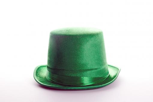 Free Stock Photo of Hat for St. Patricks Day