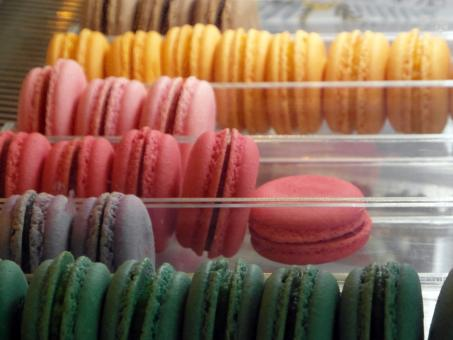 Free Stock Photo of Macaroons