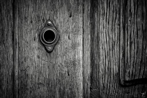 Free Stock Photo of Keyhole