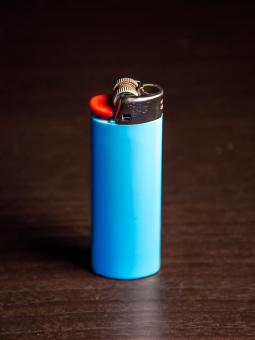 Free Stock Photo of Blue lighter