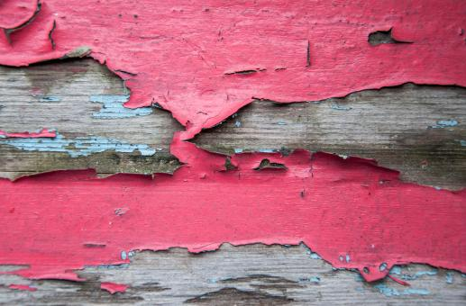 Free Stock Photo of Paint Peel wood texture