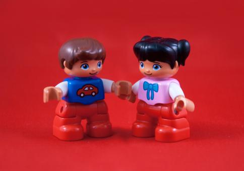 Free Stock Photo of Duplo lego toy doll figure