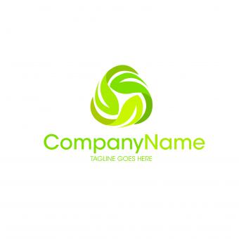 Free Stock Photo of Stock Logo for recycle management