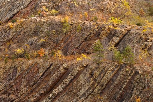 Free Stock Photo of Sideling Hill Close-up - HDR Texture