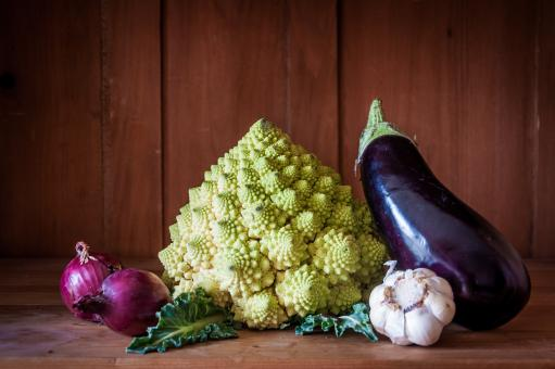 Free Stock Photo of Fresh organic vegetables