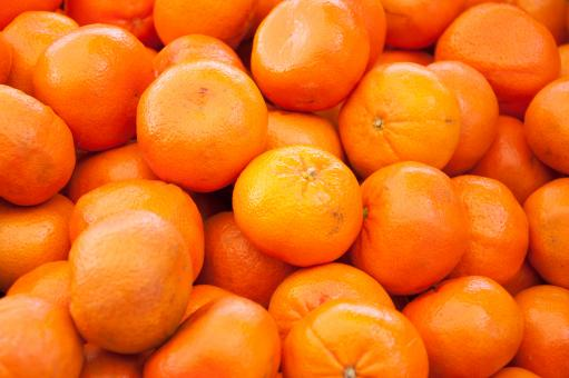 Free Stock Photo of Mandarin oranges fresh fruit