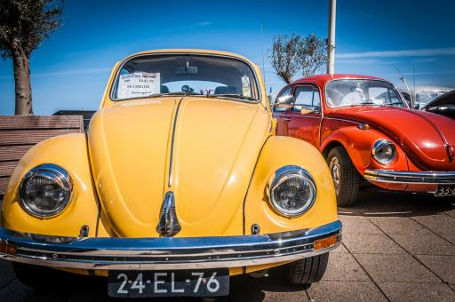 Free Stock Photo of Volkswagen Beetle car