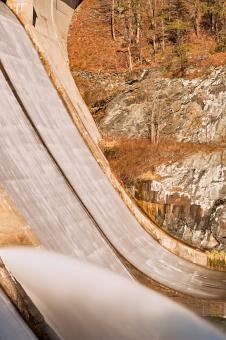 Free Stock Photo of Prettyboy Reservoir Dam - HDR