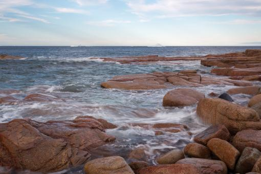 Free Stock Photo of Atlantic ocean seascape