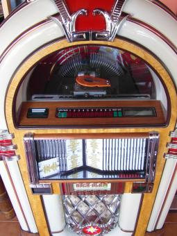 Free Stock Photo of Jukebox