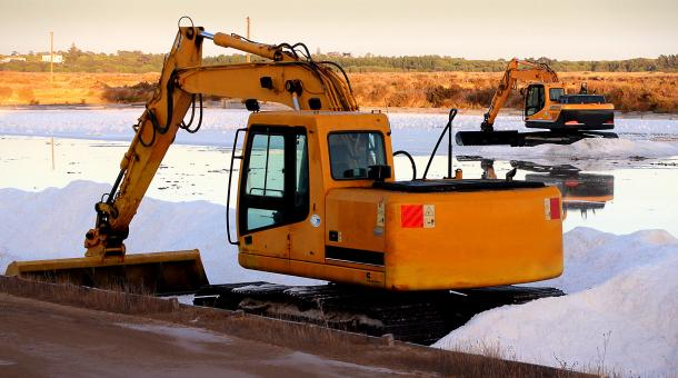 Free Stock Photo of Heavy Machinery