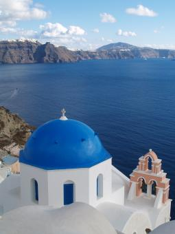 Free Stock Photo of Grèce - Santorini