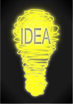 Free Stock Photo of Lightbulb - Idea Concept