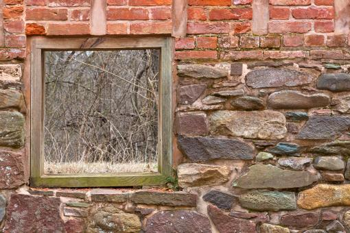 Free Stock Photo of Jarboe's Store Window - HDR