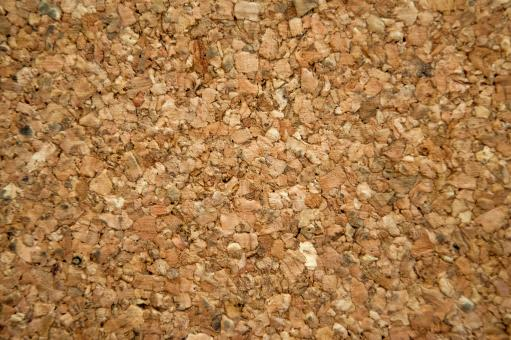 Free Stock Photo of Brown cork mat