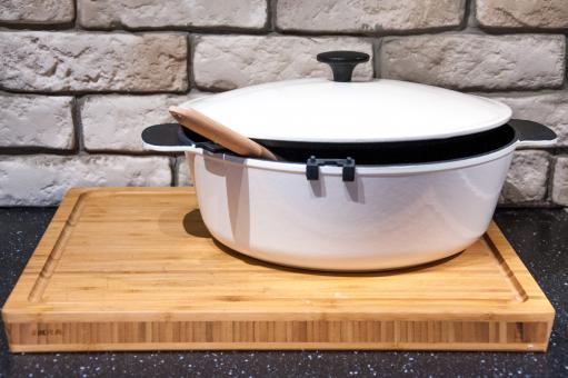 Free Stock Photo of Cooking pot