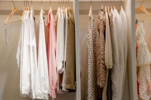 Free Stock Photo of wardrobe