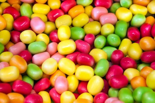 Free Stock Photo of Colorful candies