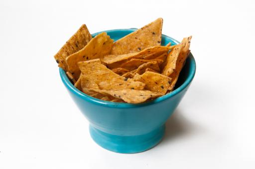 Free Stock Photo of Nachos chips junkfood