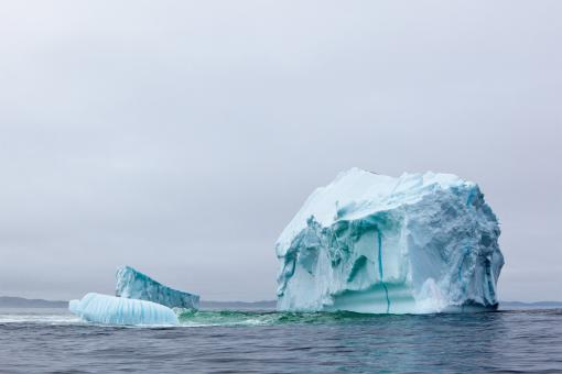 Free Stock Photo of Large Iceberg