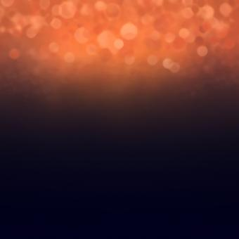 Free Stock Photo of Bokeh background - deep blue and orange