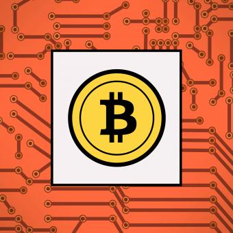 Free Stock Photo of Bitcoin symbol - Virtual payments