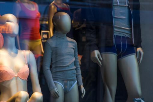 Free Stock Photo of Mannequins