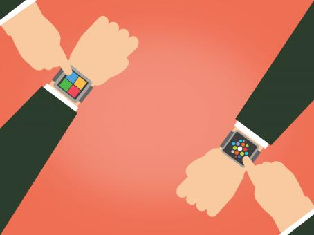 Free Stock Photo of Wearables - The Great Smartwatch
