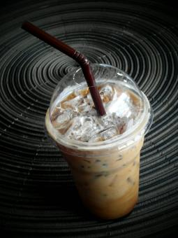 Free Stock Photo of Iced Coffee