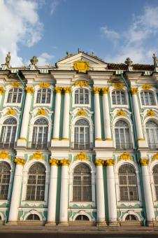 Free Stock Photo of Winter Palace in Saint Petersburg