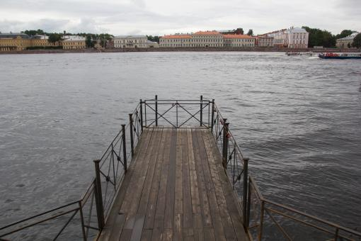 Free Stock Photo of Neva river