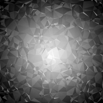 Free Stock Photo of Dark triangle pattern background