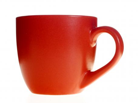 Free Stock Photo of Red cup