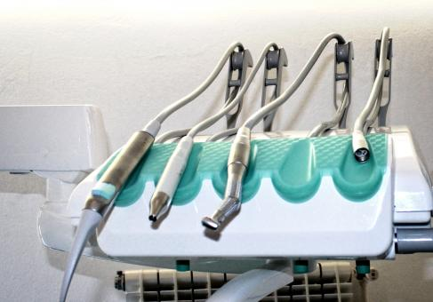 Free Stock Photo of Set of dentist equipment - Medical equipment