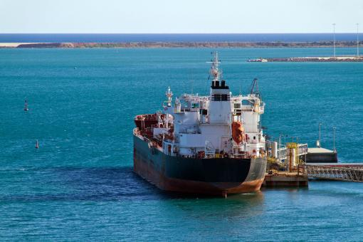 Free Stock Photo of Oil Tanker