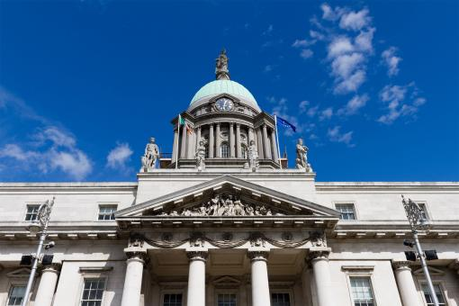 Free Stock Photo of Custom House