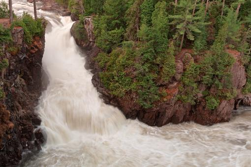 Free Stock Photo of Dorwin Falls - HDR