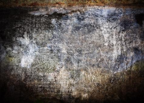 Free Stock Photo of Scratched painted metal background