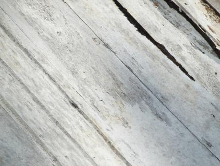 Free Stock Photo of White Painted Wood Texture