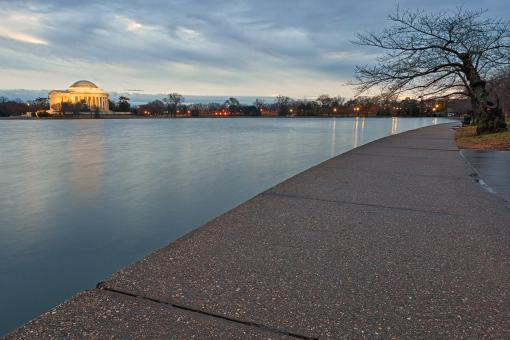 Free Stock Photo of Tidal Dawn Basin - HDR