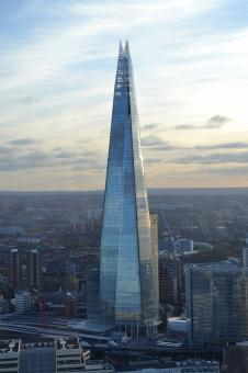 Free Stock Photo of The Shard