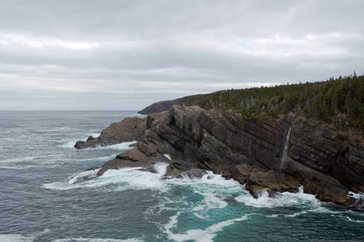 Free Stock Photo of Newfoundland Coastline